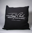 C2015BLACK - Signature Pillow