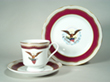 C2125AL - Presidential Cup and Saucer Abraham Lincoln