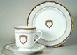 C2125FP - Presidential Cup and Saucer Franklin Pierce