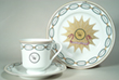 C2125GW - Presidential Cup and Saucer George Washington