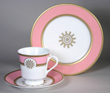 C2125JB - Presidential Cup and Saucer James Buchanan