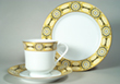 C2125JM - Presidential Cup and Saucer James Madison