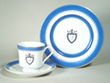 C2125TJ - Presidential Cup and Saucer Thomas Jefferson