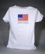 C2252S - Flag Teen Shirt.