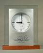 C2259 - Jimmy Carter Embossed Clock