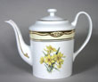 C2342MW - Flowers of the First Ladies Teapot Martha Washington