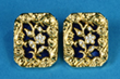 C2348 - Mary Todd Lincoln Earrings