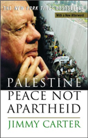 Palestine Peace Not Apartheid Soft Cover