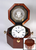 Jimmy Carter Captain Clock