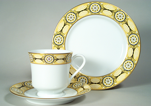 Presidential Cup and Saucer James Madison
