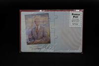 Ocampo Puzzle Postcard