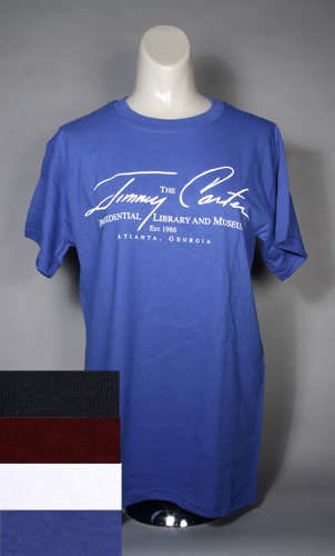 Jimmy Carter Signature Tee