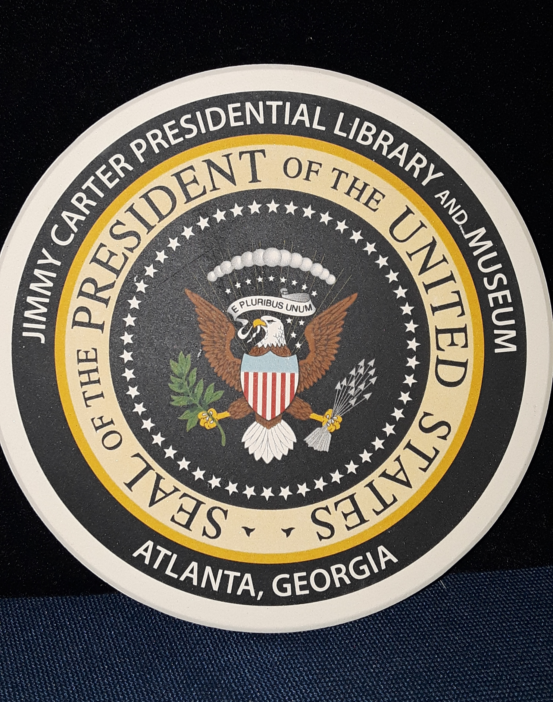 Presidential Seal Coaster