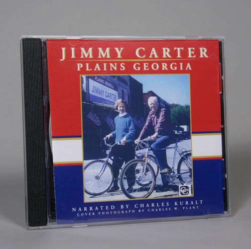 Jimmy Carter Plains Georgia DVD