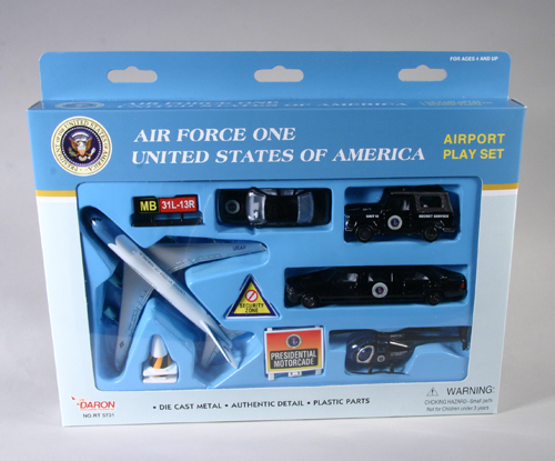 Air Force One Set