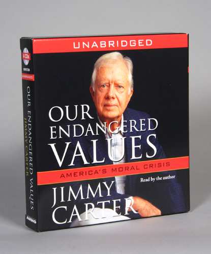 Our Endangered Values CD