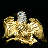 First Ladies Eagle Pin