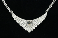 Grace Coolidge Crystal Necklace