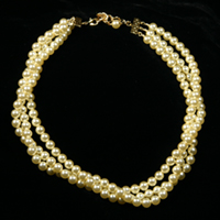 Barbara Bush Pearl Necklace