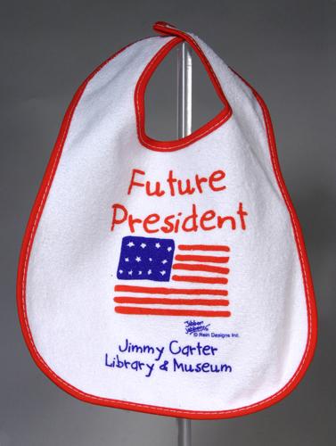 Future President Baby Bib