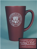 Presidential Seal Latte Mug