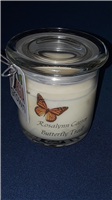 Butter Fly Trail Candle