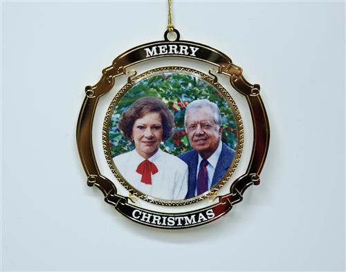 Holiday Ornament JRC