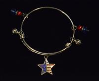 USA Treasure Bangle Bracelet