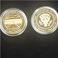 Deluxe Library Coin