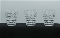 Jimmy Carter Library Shot Glass