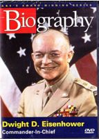 Dwight D. Eisenhower Biography DVD