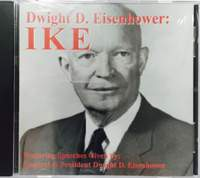 Ike's speeches- Audio CD