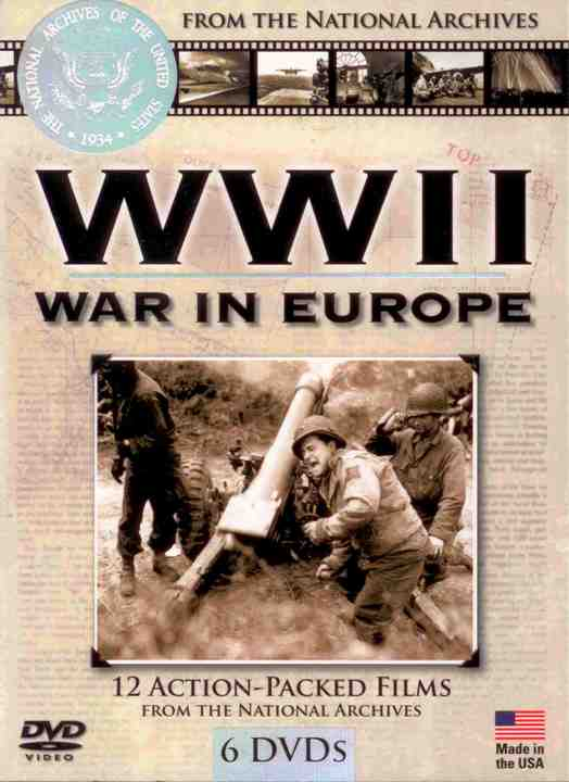 WWII War in Europe