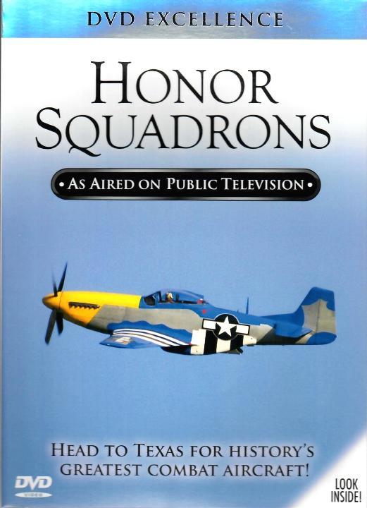 DVD Honor Squadron