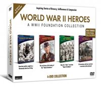 World War II Heroes DVD Set