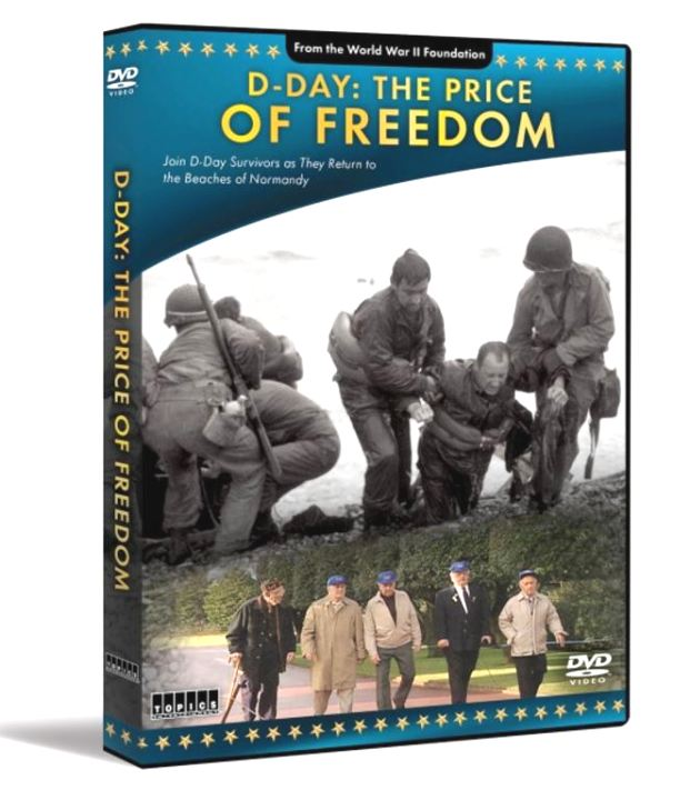 D-Day: The Price of Freedom
