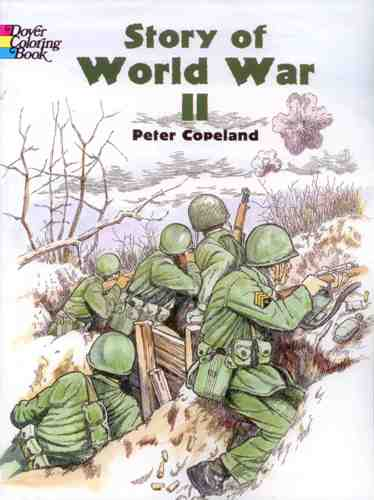 Story of WWII 0486436950