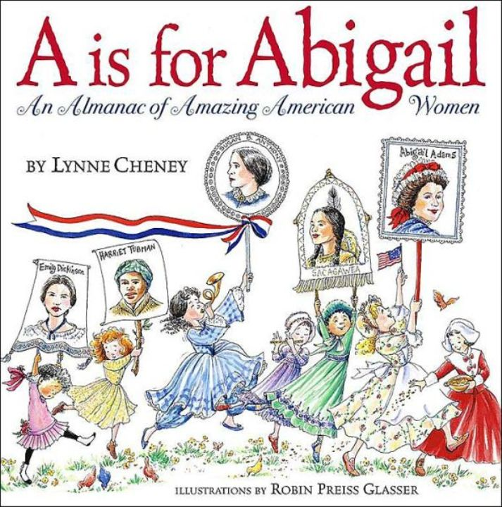 A is for Abigail (Young Reader)HC