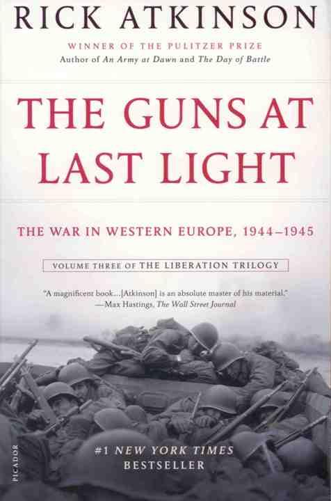 Guns at Last Light, The War in Western Europe (Atkinson) PB