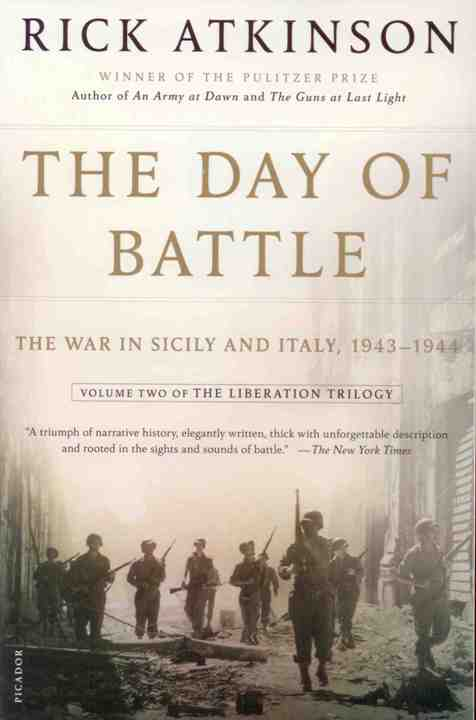 The Day of Battle, The War in Sicily & Italy  (Atkinson)