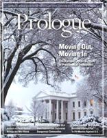 Prologue Winter 2016- Presidential Transitions Issue