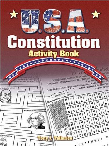 Constitution Activity Book