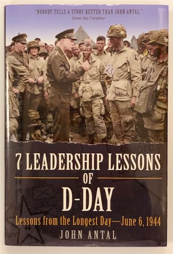 7 Leadership Lessons of D-Day-9781612005294