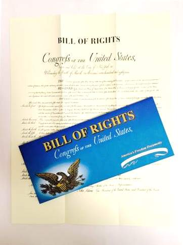 Bill of Rights-packet