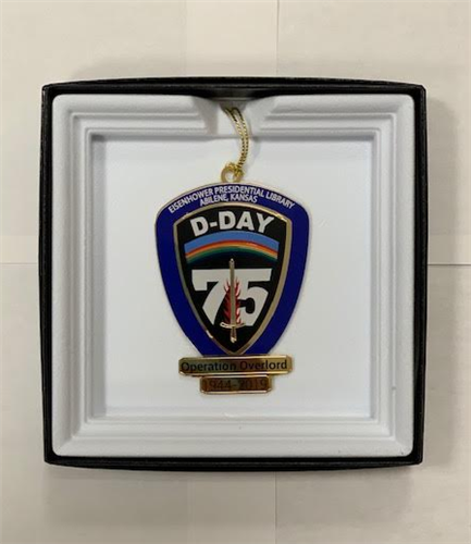 D-Day 75th Anniversary Ornament
