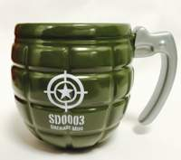 Mug Grenade Ceramic