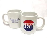 Mug, I Like Ike USA