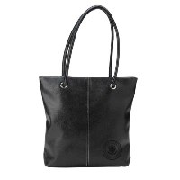 Tote-Black Lamis with Presidential Seal