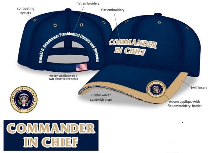 Commander in Chief Cap