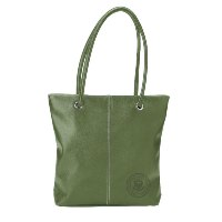 Tote- Green Lamis with Presidential Seal